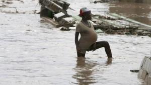 Verheerende Zustände in Haiti