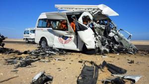 Ägyptens gefährliche Straßen
