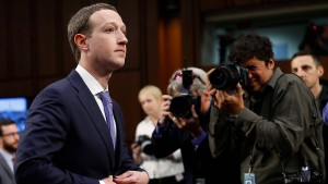 Die Rüstung des Mark Zuckerberg