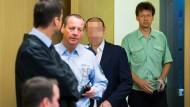 Lange Haftstrafen im Rotlicht-Skandal