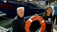 Hollywood-Veteran Martin Sheen kämpft diesmal für das Meer