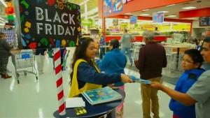 Amerika im Shopping-Rausch