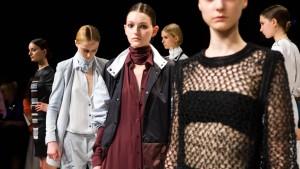 Die verspätete Mode-Nation