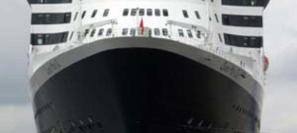 Queen Mary 2 Mythos Gegen Sturm Und Zeit Fern Faz