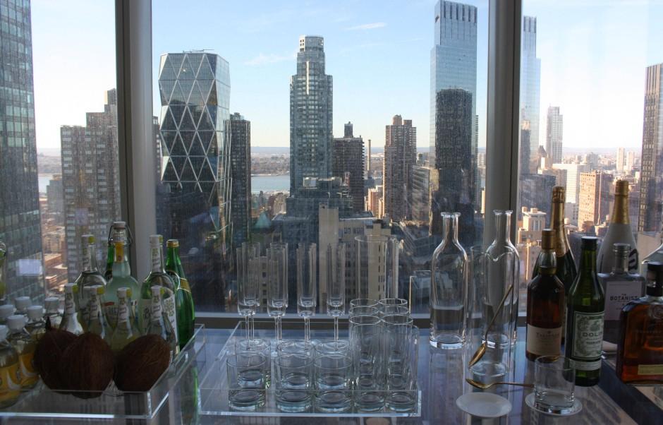 Vistas desde el hotel Park Hyatt New York