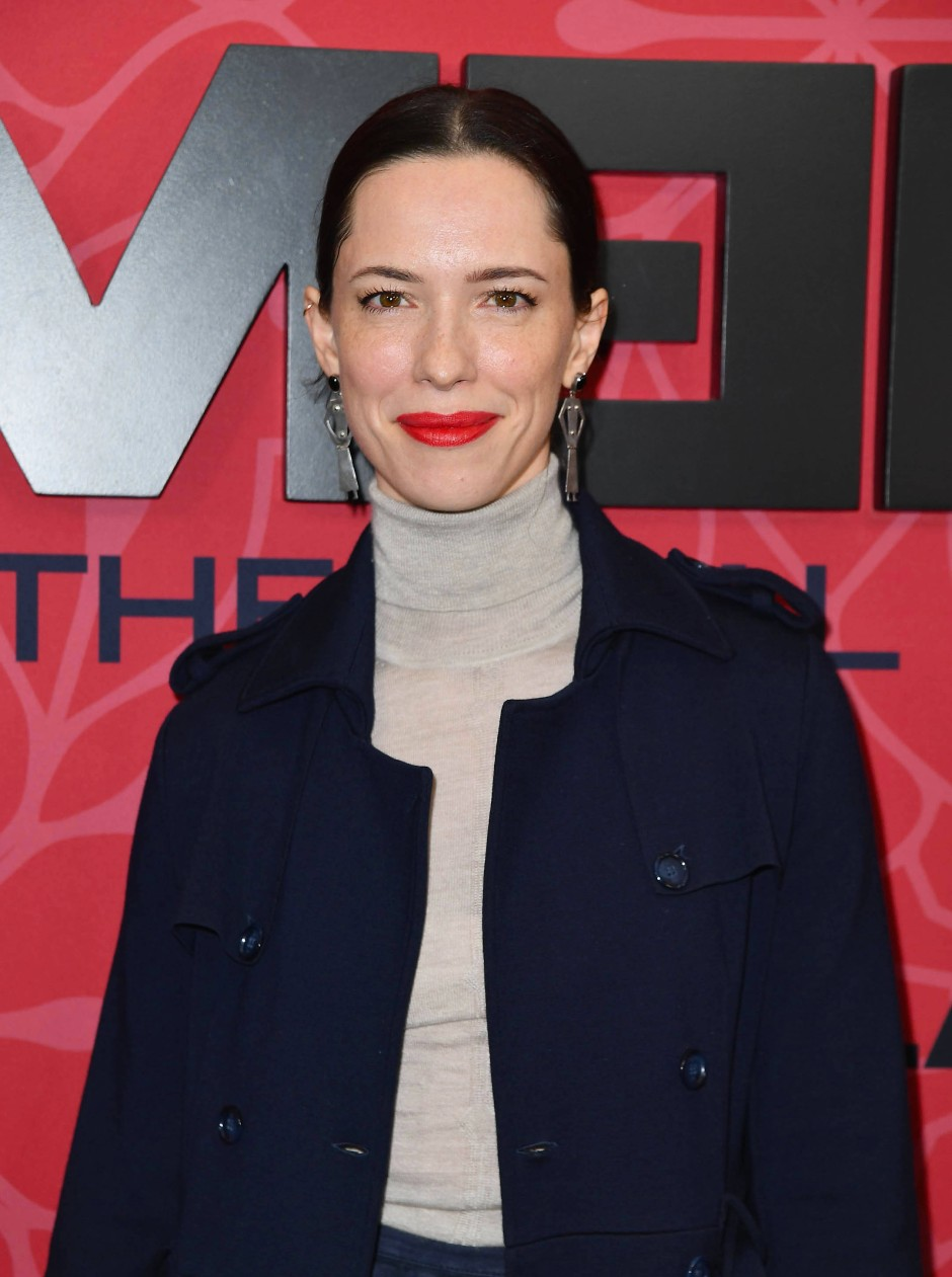 """Hat 15 Jahre an """"Passing"""" gearbeitet: Rebecca Hall"""