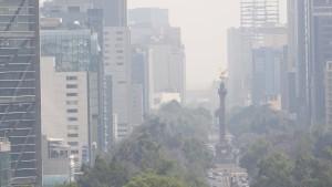 Dicke Luft in Mexiko-Stadt