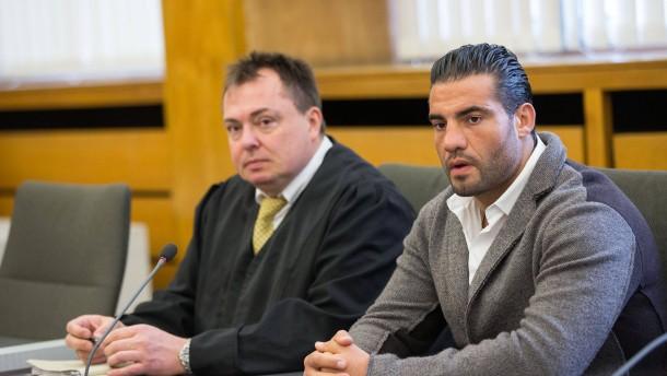 Fünf Jahre Haft für Schuss auf Profiboxer