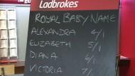 Das Königskind von William und Kate: ABC zum Royal Baby