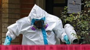 Outbreak in Boston