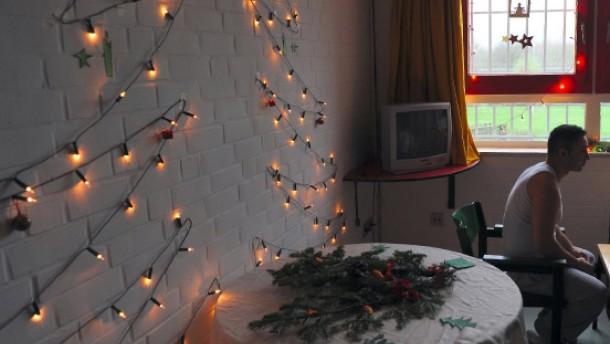 weihnachtsamnestie rabatt auf die haftstrafe inland faz. Black Bedroom Furniture Sets. Home Design Ideas