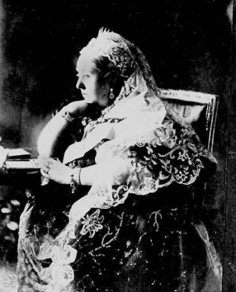 PVP Queen Victoria
