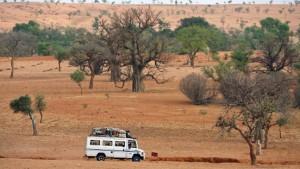 Deutsche, Brite und zwei Schweizer in Niger entführt