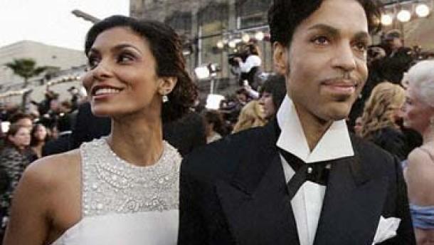 Prince läßt sich von zweiter Frau scheiden