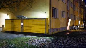 Polizei untersucht Inhalt gefährlicher Postsendung in Berlin