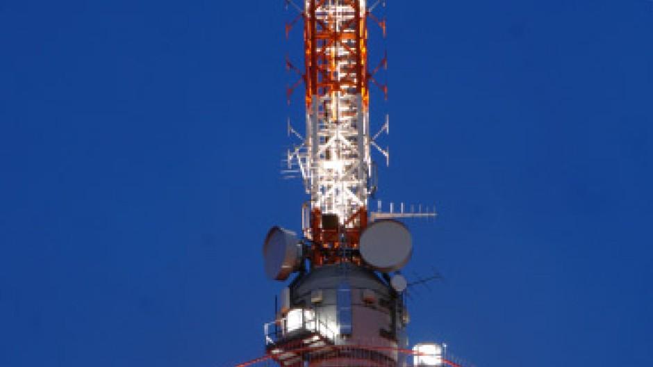Seit 2005 erstrahlt Stuttgarts Fernsehturm in neuem Glanz
