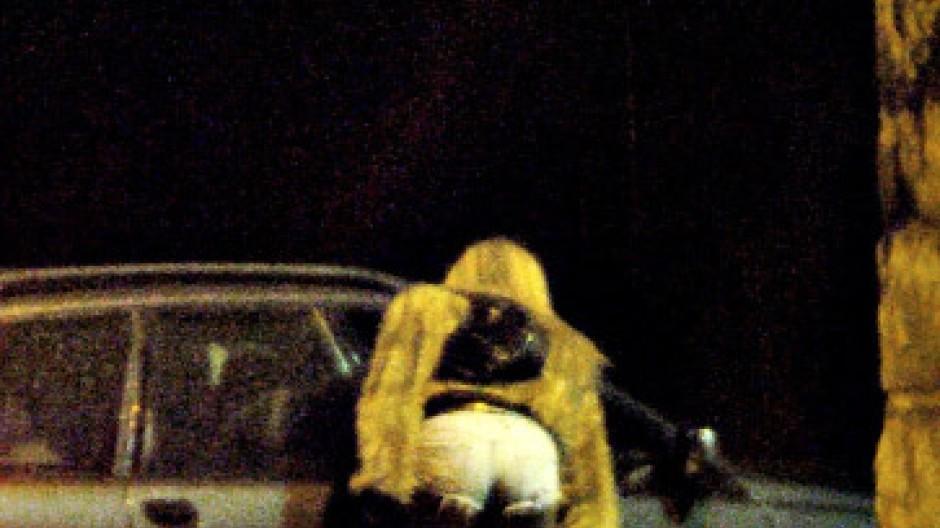 Straßenstrich deutscher Prostitution: Dieses