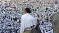 Wie viele Tote gab es bei der Massenpanik in Mekka?