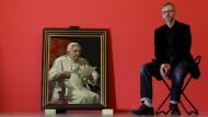 Papstmaler Triegel sollte Benedikt-Porträt umarbeiten