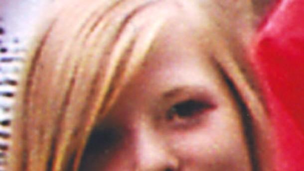 14 Jahre alte Hannah ist  tot