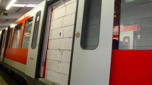 So kam die Mauer in die S-Bahn
