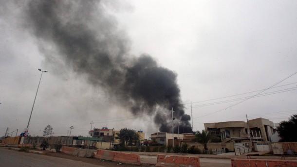 Al-Qaida-Miliz kontrolliert Falludscha