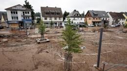 850 Millionen Euro Flutschäden in nur einem Bezirk