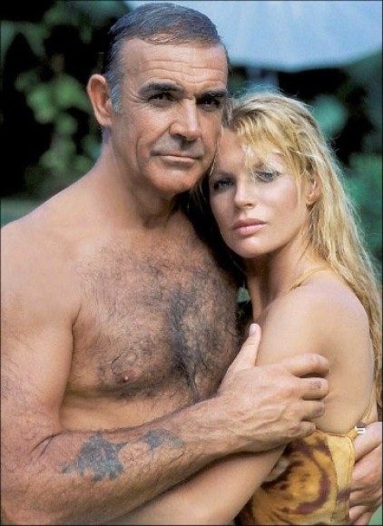 Nackt Diane Cilento  `Yes, Connery