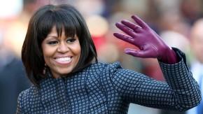 Michelle Obama posiert zum zweiten Mal für «Vogue»