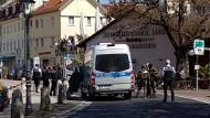 Mutmaßlicher Bankräuber in Waldshut festgenommen