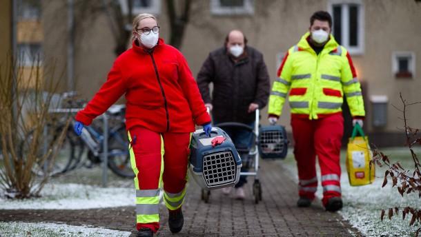 Göttinger räumen Innenstadt für Bombenentschärfungen