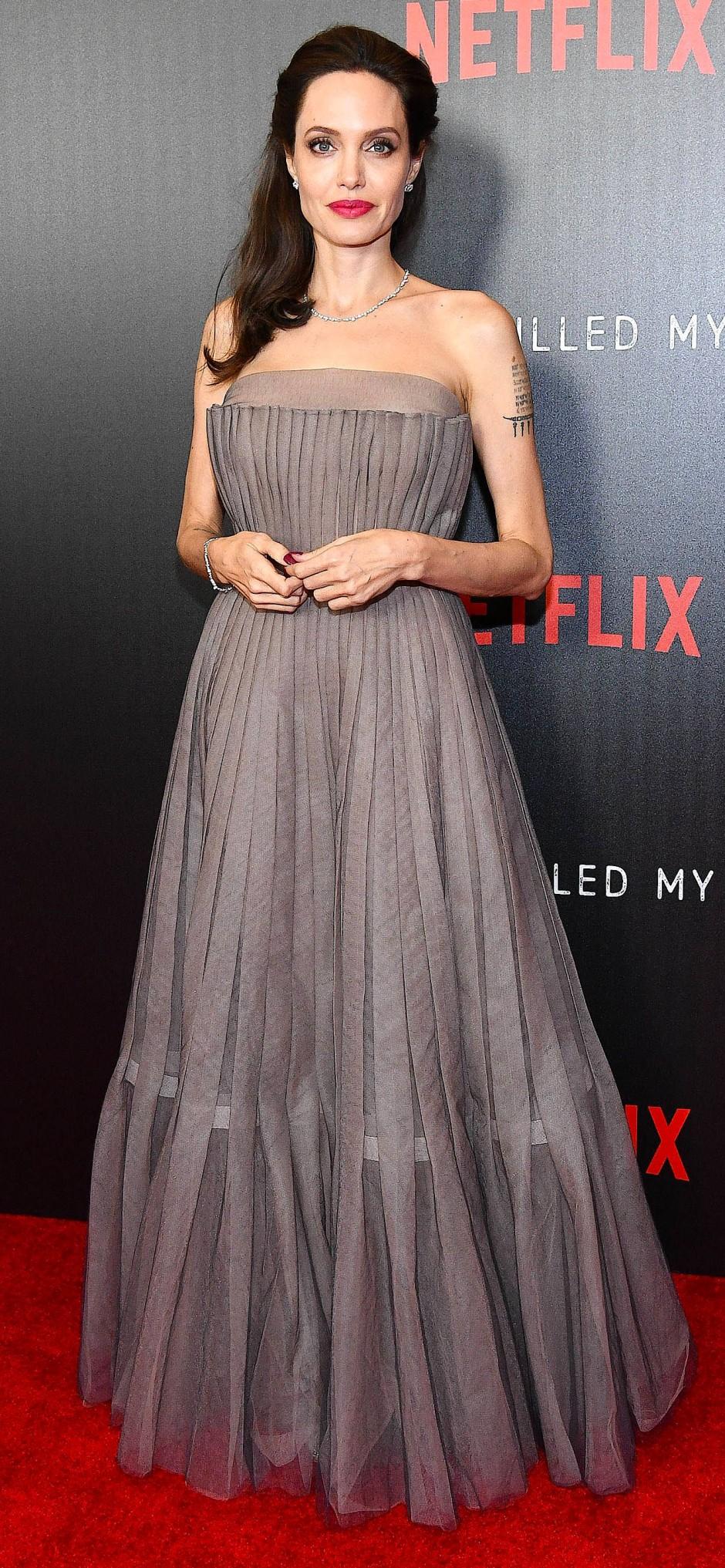"""Angelina Jolie: """"Ich hatte eine schlimme Erfahrung mit Harvey Weinstein in meiner Jugend."""""""