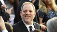 Auslöser der Debatte über Sexismus in Hollywood: Filmproduzent Harvey Weinstein