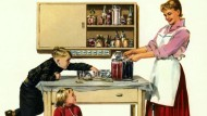 Altes Obst hoch erhitzen und ins sterile Schraubglas füllen – auf so etwas kam früher jede gute Hausfrau. Heute landen köstliche Schrumpeläpfel leider oft im Müll.