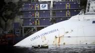 """Costa Concordia"": Bergung zieht sich hin"