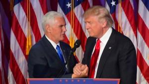 Clinton bekommt die Wähler, Trump die Wahlmänner