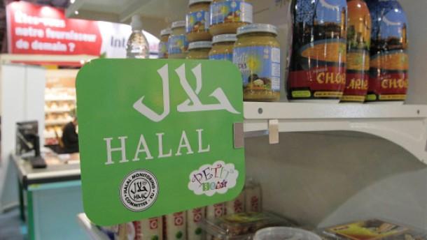 Das Halal-Experiment