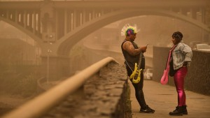 Gran Canaria hat jetzt die schlechteste Luftqualität der Welt