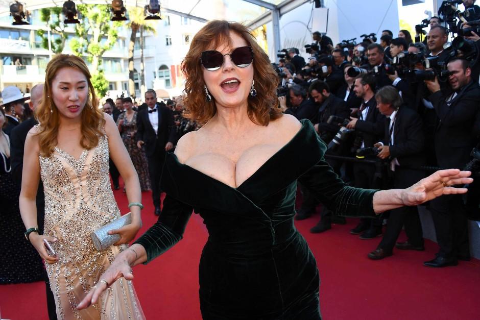Cannes eröffnet mit einem kleinen Skandal