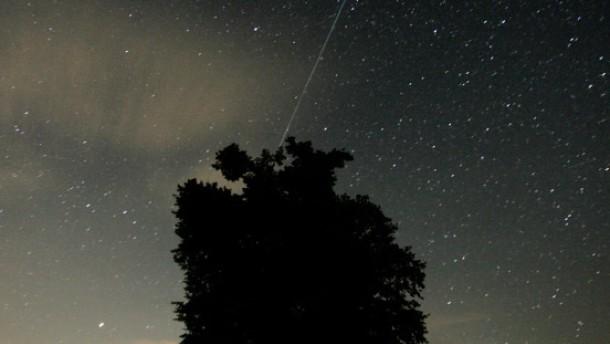 Sternschnuppen, Meteore und heilige Tränen