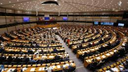 EU-Staaten beschließen Sperrklausel gegen deutsche Kleinstparteien