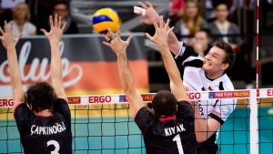 Deutsche Volleyballer dürfen zur WM