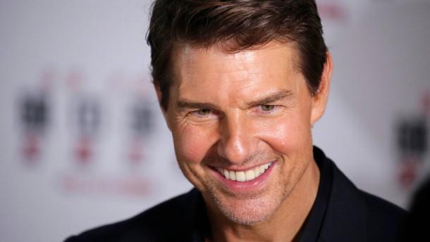 Tom Cruise will im Weltraum drehen