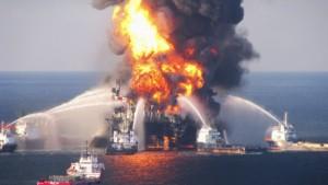 Instabiler Zement mögliche Ursache für Ölpest