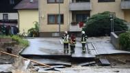 Tote bei schweren Unwettern in Niederbayern