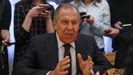 Russland kündigt Vergeltung für britische Strafmaßnahmen an