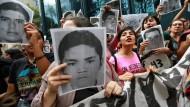 Bandenmitglied gesteht Studenten-Massaker