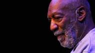 Unter Druck: Bill Cosby in der vergangenen Woche bei einer Vorstellung in Melbourne im Bundesstaat Florida