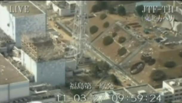 Lage in Fukushima bleibt unvorhersehbar