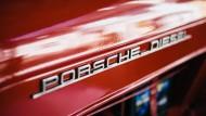 Das Motorengeräusch des Porsche Diesel 111